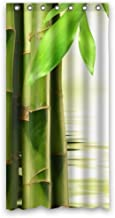 Sea Secret Fashion Custom Bamboo Forest Shower Curtain 36