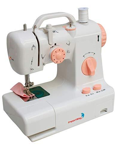 Máquina De Costura Imwc-501 2 Velocidades Bivolt