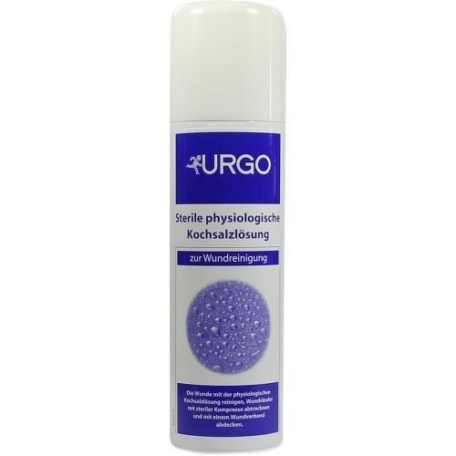 URGO STERILES physiologisches Kochsalzlsg.Spray 150 ml