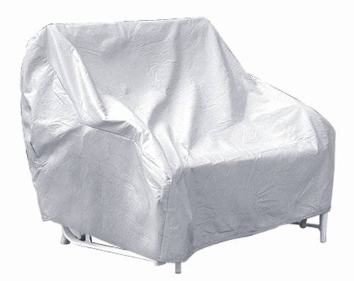 Protective Covers Weatherproof 2 Seat Glider Cover, Gray - 1166