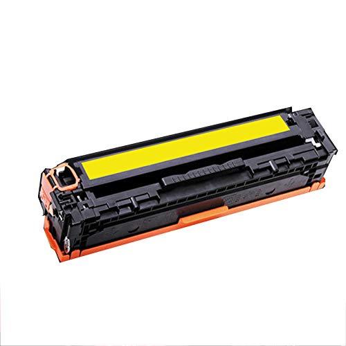 UKKU Reemplazo de Cartucho de tóner Compatible para HP 305A para Usar con HP Color Laserjet Pro M351 M375NW M451 M475 Impresora con Chip Negro Amarillo Cian Magenta Yellow
