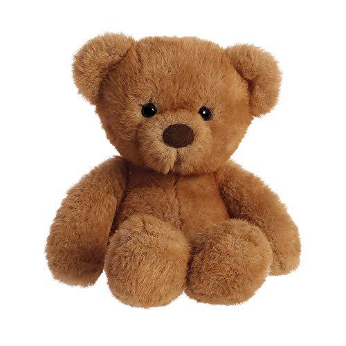 Aurora, Archie Teddy Bear 10 Inches, 01779, Brown, Soft Toy for Children