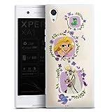 DeinDesign Coque en Silicone Compatible avec Sony Xperia XA1 Étui Silicone Coque Souple Disney...