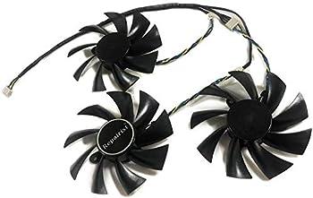 3pcs/Set PLA09215B12H GPU Cooler Graphics Card Fan for Powercolor Red Devil RX VEGA56 VEGA64 RX Vega 64 56 Video Card Cooling
