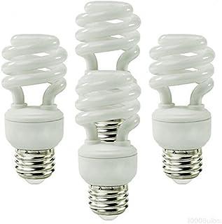 Ecosmart 23-Watt (100W Equivalent) CFL Light Bulb, Soft White (4-Pack)