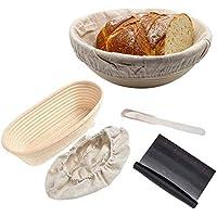 2-Set Emporoi Banneton Bread Proofing Basket