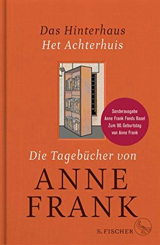 Das Hinterhaus – Het Achterhuis: Die Tagebücher von Anne Frank