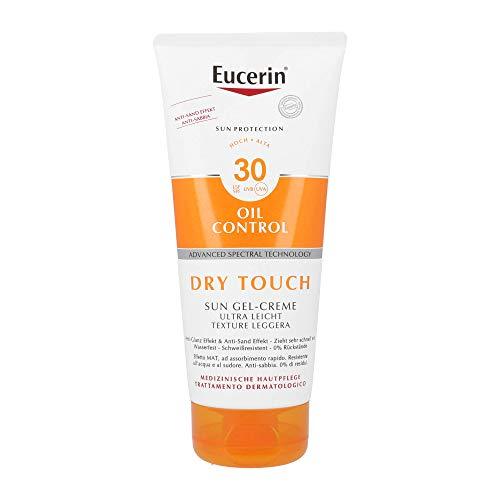 Eucerin Sun Gel-Creme Oil Control Body LSF 30, 200 ml
