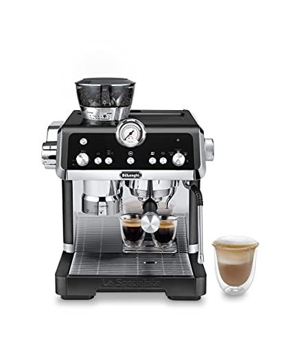 De'Longhi La Specialista Prestigio EC9355.BM - Cafetera espresso con molinillo integrado y...