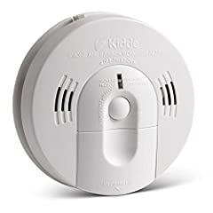 """Voice Alarm –Announces the hazard type detected thereby helping to speed up the correct reaction to the hazard detected. Alarm announces """"Fire """" when a smoke or fire hazard is detected and announces """"Warning Carbon Monoxide"""" when a CO hazard is detec..."""