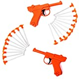 Tigerdoe Toy Guns – Toy Dart Guns for All Ages – Blaster Gun with Darts – (2 Pack) Toys