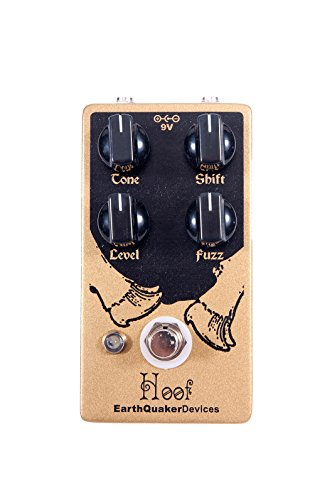 EarthQuaker Devices Hoof Germanium/Silicon Hybrid Fuzz Guitar Effects Pedal