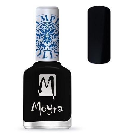 Moyra Moyra Esmalte Para Stamping Nº 06 - Negro - 12 Ml - 12 ml