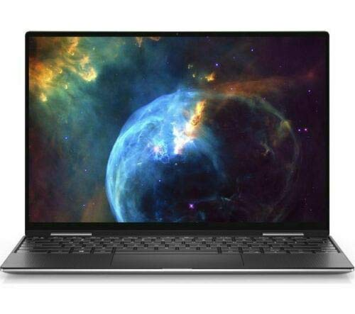 DELL XPS 13 13.4' 2 in 1 Laptop - Intel Core i7, 512 GB SSD, Silver