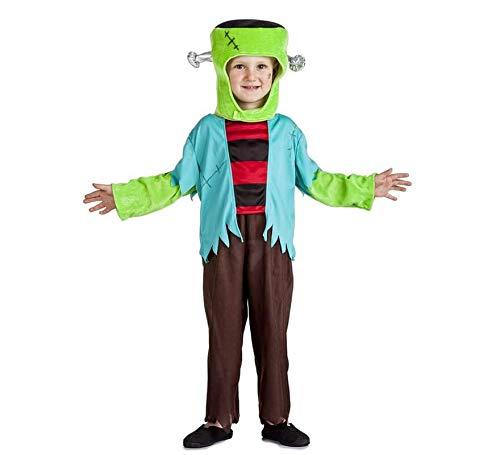 Car&Gus Disfraz de Baby Frankenstein Para Niño