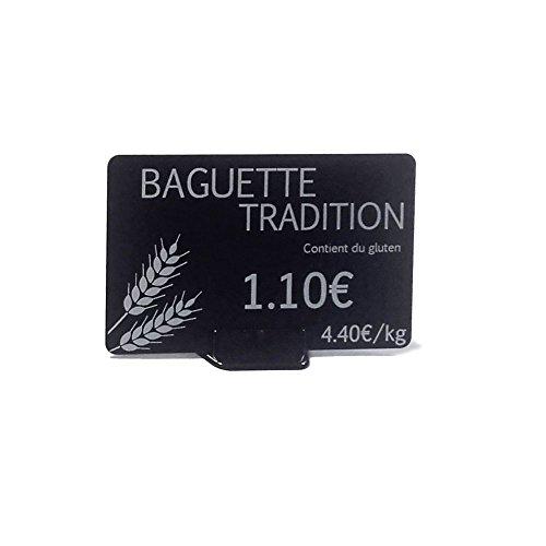 25 x stojak na tabliczkę cenową [ AC00003] do znakowania cen i akcji rabatowych