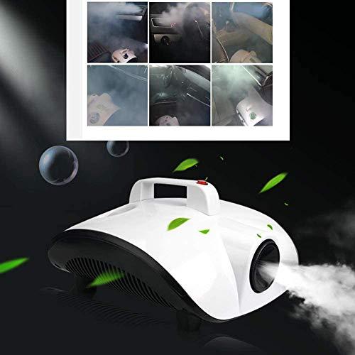 QXT Máquina De Desinfección por Atomización para Home Office Car Indoor, Pulverizador De Esterilización Eléctrica, Purificador De Aire, Ambientador, Limpiador, Sincronización