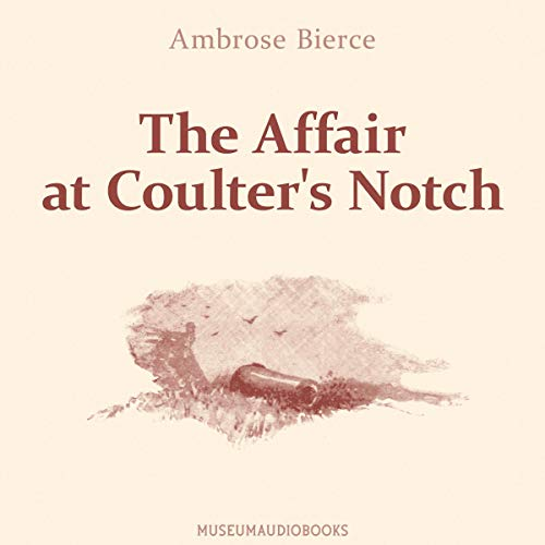 The Affair at Coulter's Notch cover art