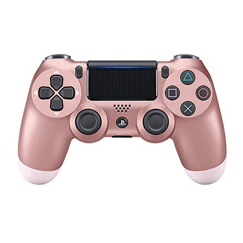 DONGLU Controlador Inalámbrico para Playstation 4,Rose Gold