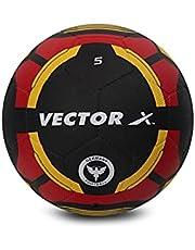 كرة قدم مطاطية مصبوبة مع عبارة جيرماني من فيكتور اكس، مقاس 3