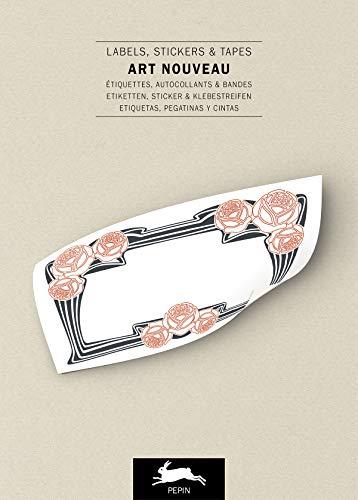 Art Nouveau: Label and Sticker Book: Sticker & Label Book (Label & Sticker Books)