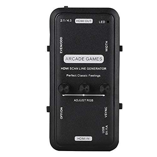 Nuevos Accesorios de Impresora Generador de línea de escaneo de Imagen de Video HDMI portátil Apto para Juegos Arcade