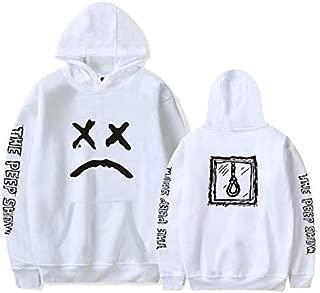 Hip Hop Lil Peep Hoodies With Hat For Men Women Unisex Fleece Sweatshirt Spring Autumn Winter Streetwear