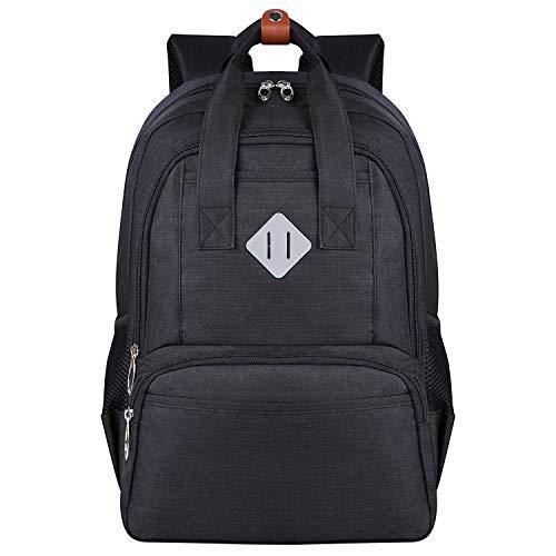 Fanspack Schultaschen für Teenager Mädchen Casual Rucksäcke Unisex Rucksack Reisen Nylon Daypack College Bookbag Wasserdicht Leichte Schüler Rucksäcke Laptop Rucksack