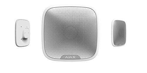 AJAX Smart Alarma Sistema de Seguridad - StreetSiren Inalámbrico Exterior 113 dB