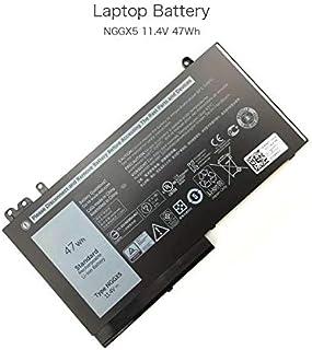 szhyon 11.4V 47Wh Batería para laptop compatible con DELL Latitude 12 E5270 Latitude 5270 NGGX5 RDRH9 Computadora