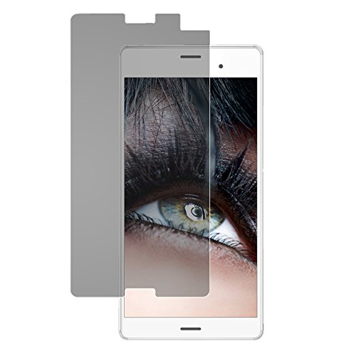 MTB Protector de Pantalla de Vidrio Templado para Sony Xperia Z3 Compact - 0,3mm / 9H / 2.5D - Cristal Tempered Glass