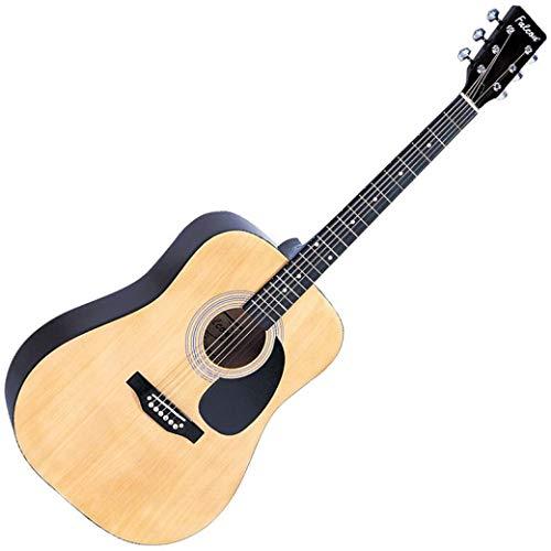 Falcon Dreadnought - Conjunto de guitarra (natural)
