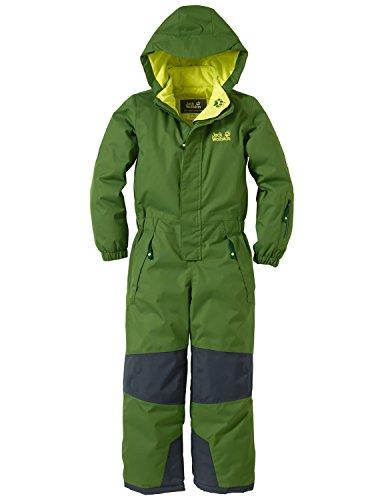 Jack Wolfskin Kinder Schneeanzug Magic Mountain Snowsuit, Cactus Green, 92