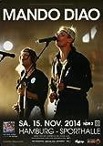 Mando Diao - The Band, Hamburg 2014 »