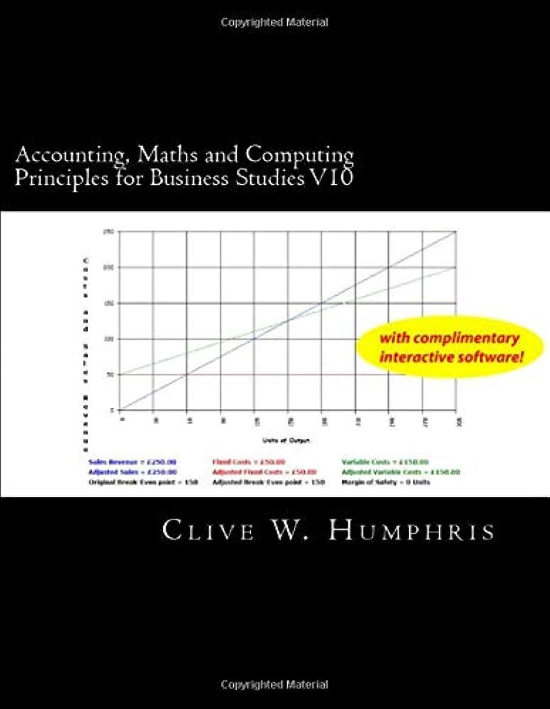 アリバレーボールバイアスAccounting, Maths and Computing Principles for Business Studies V10