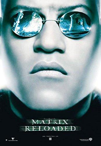 1art1 Matrix - Reloaded, Morpheus, Sonnenbrille Poster 98 x 68 cm