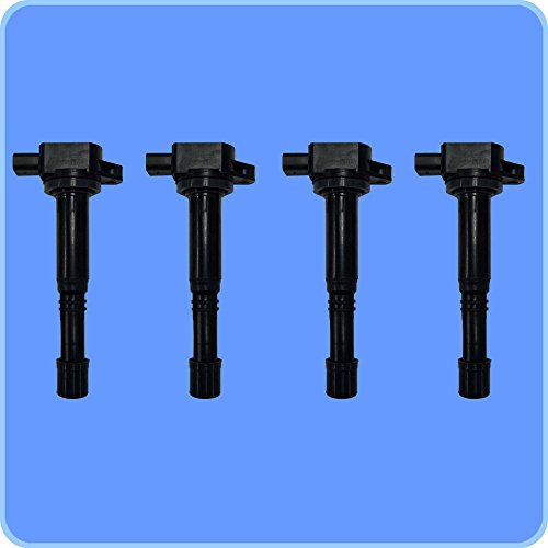 New Richporter Ignition Coil C-543 Set of 4