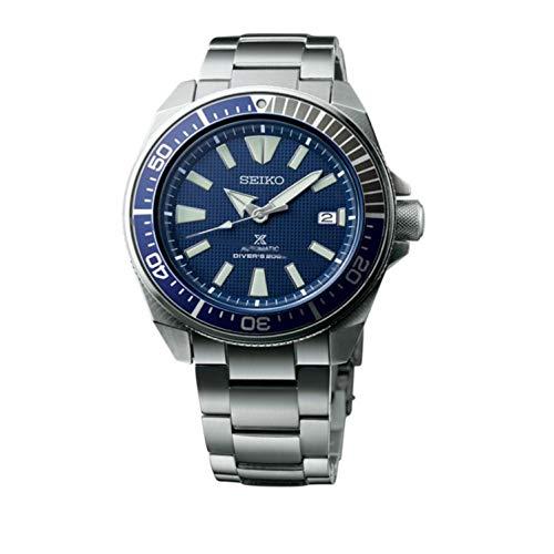 [セイコー]セイコー SEIKO プロスペックス PROSPEX 自動巻き サムライ ダイバーズ 日本製 腕時計 SRPB49J1 [逆輸入品]