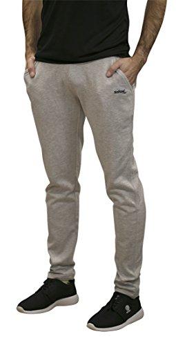 Softee Equipment Game Rebel Pantalon de survêtement Homme L Blanc
