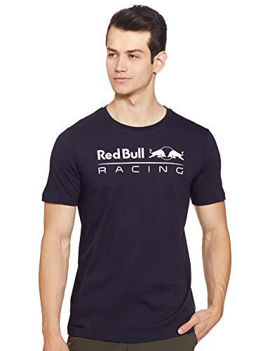 PUMA Red Bull Racing Apex Camiseta, Hombres Medium - Original Merchandise