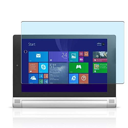 Vaxson 2 Unidades Protector de Pantalla Anti Luz Azul, compatible con Lenovo Yoga Tablet 2 830F 8' Tablet2 [No Vidrio Templado] TPU Película Protectora
