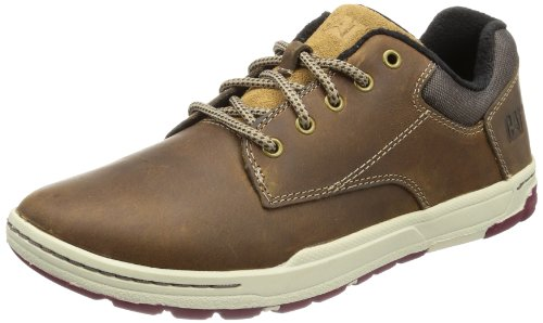 CAT Footwear Herren Colfax Low Sneaker, Beige (Mens Dark BEIGE), 45 EU