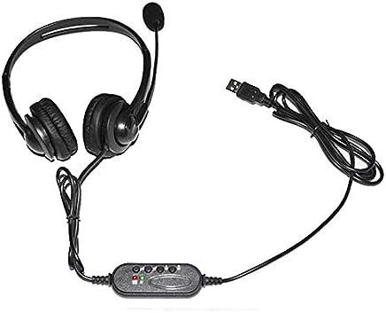 Moligh doll Wired Headset Music USB Headset Headset Headset Scheda Audio USB Esterna - Trova i prezzi più bassi