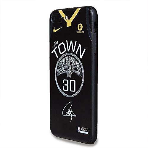www.saitutto.com Custodia Maglia Stephen Curry Golden State iPhone 7 Plus - 8 Plus-Nero
