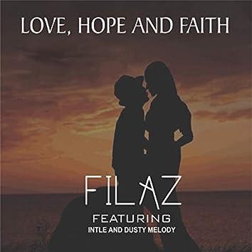 Love Hope and Faith