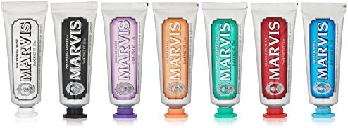 MARVIS Toothpaste Flavour Collection