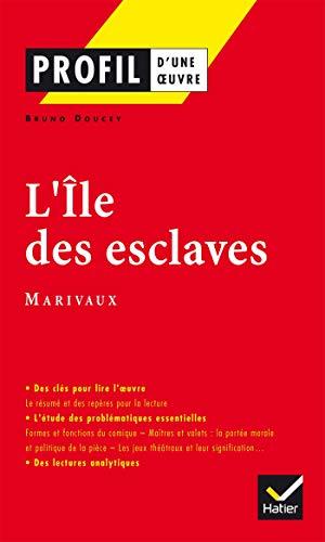 L'Île des esclaves, Marivaux
