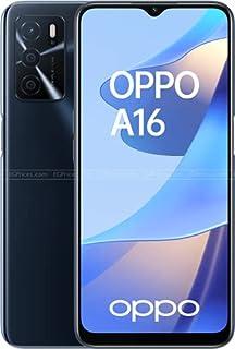 OPPO A16 64GB-RAM 4GB (CRISTAL BLACK)