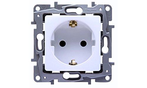 LEGRAND 664531 Niloe - Toma de corriente con protección de contacto