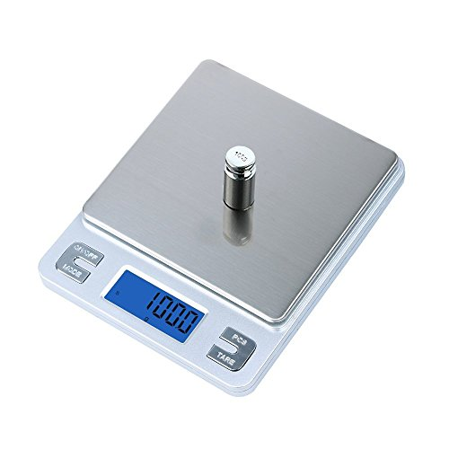 Kitchen Scale Off By 1 Gram